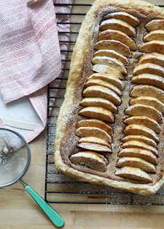 Rustic Recipes on Pinterest | Tarts, Slab Pie and Rhubarb Tart