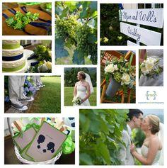 King Family Vineyard Wedding • Charlottesville, VA • Elizabeth Larson Photography • www.elarsonphoto.com