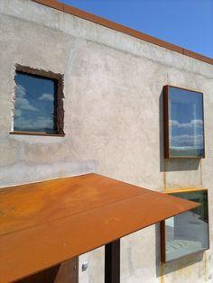 View full picture gallery of Casa Sabugo Piscina Interior, Social Housing, Interior Exterior, Prefab, Windows And Doors, Rue, Designer, Farmhouse, House Design