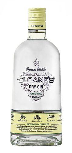 Sloane´s Premium Dry Gin Original