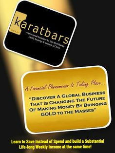 www.goldwealthcreation.com   Connect with me on Facebook via the link in my bio. I will show you how to get started with out fast growing international team