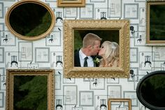 This is a very cool photo booth.