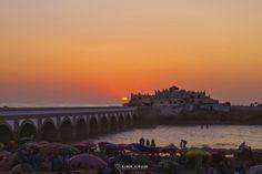 Image via We Heart It https://weheartit.com/entry/128087060 #beach #casa #Casablanca #morocco #plage #maroc #sidiabderrahmane
