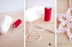 the new crochet: Fancy up your yarn!