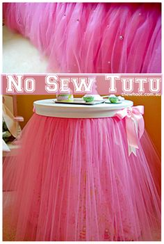 No sew beaded tutu skirts