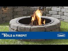 Build a Firepit