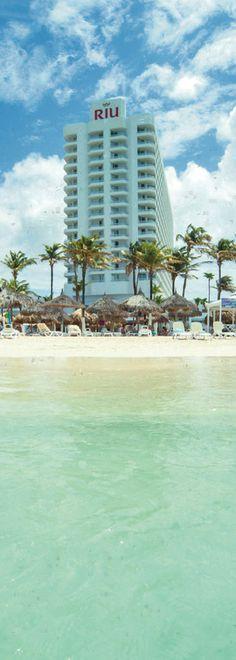 Riu Palace Aruba - All Inclusive in Palm Beach, Aruba - RIU Hotels & Resorts - beach vacation - spectacular views