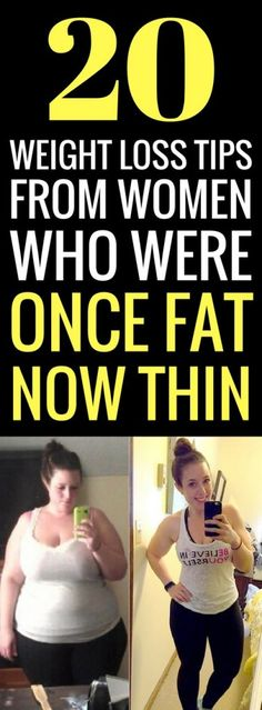 It's a lot of hard work to lose weight, that's for sure. And many of usstop and give up just because we don't know whether we'll ever get there. But sometimes to get us going, all we need is a little inspiration – and some tips that actually work (not the only eat one meal …