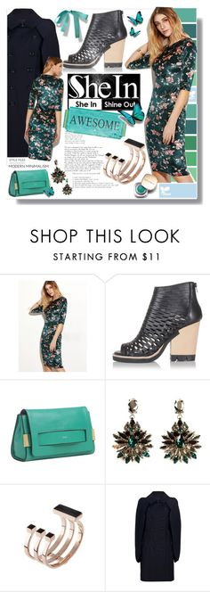 """""""shein"""" by bellamonica ❤ liked on Polyvore featuring Strategia, Chloé, Anton Heunis, May Moma, Junya Watanabe and Dolce&Gabbana"""