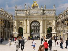 Nancy, France ...a nice get away for the day even if it was b#tt a$$ cold