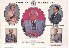 Modern Jamaican History (1960+)