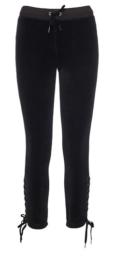 Pam & Gela Sweatpant With Lace Up in Black / Manage Products / Catalog / Magento Admin