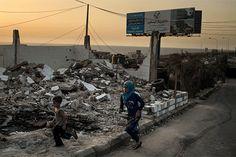 Première Urgence Internationale – En un clin d'œil on Behance
