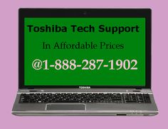 Mytechbay provides Online Toshiba Tech Support in affordable prices. Don't wait just avail it @1-888-287-1902.