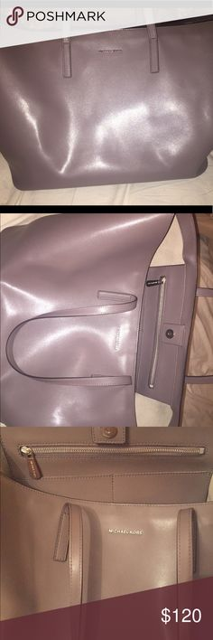 """Michael Kors Extra Large leather tote in gray Michael Kors Extra Large Emry Tote  19""""Lx11""""Hx17""""W Michael Kors Bags Totes"""