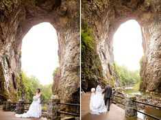 The Natural Bridge | Virginia wedding venue #loveva
