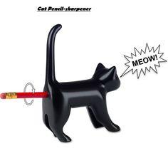 cat pencil-sharpener