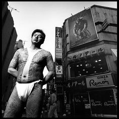 National Geographic Photo Gallery: Tattoos, Body Piercings