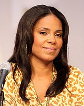 Sanaa McCoy Lathan (born September 19, 1971) is an American actress and voice actress. She has starred in numerous movies, including the box-office hits Love & Basketball, Alien vs. Predator, Something New, and The Family That Preys. Lathan was nominated for a Tony Award for her performance on Broadway in A Raisin in the Sun. In 2010 she starred in the all-black performance of Cat on a Hot Tin Roof at the Novello Theatre in London.