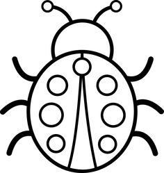 Ladybug Invitations Template was amazing invitations layout