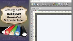 Schneidesoftware Sure Cuts a Lot 4 für HobbyCut und PowerCut Schneideplotter - https://www.plotter-city.com/schneidesoftware-sure-cuts-a-lot-4-fuer-hobbycut-und-powercut-schneideplotter/a-196114/