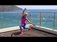 Gambe Snelle! con Fluid 5 minuti intensi per tonificare Jill Cooper - YouTube