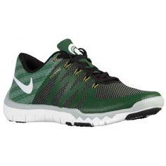 bf52c64333eb Nike Free Trainer 5.0 V6 - Men s - Training - Shoes - Pro  Green White Metallic Bronze Black-sku 23939317