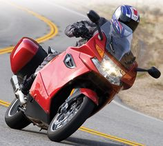 2009 BMW K 1300 GT Action head-on