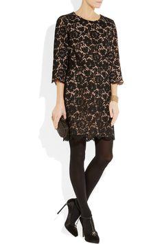 Stella McCartney lace shift dress