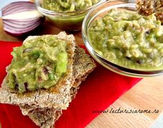 Avocado Toast, Guacamole, Food To Make, Appetizers, Cooking Recipes, Keto, Pasta, Vegan, Breakfast