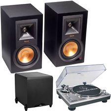 [$539.00 save 62%] Klipsch R15PM Powered Monitor Bluetooth Speakers Subwoofer & LP120USB Turntable #LavaHot http://www.lavahotdeals.com/us/cheap/klipsch-r15pm-powered-monitor-bluetooth-speakers-subwoofer-lp120usb/217244?utm_source=pinterest&utm_medium=rss&utm_campaign=at_lavahotdealsus