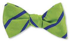 Apple/Royal All Silk bow tie Woven in England Hand-made in USA Click for Bow Tie Styles R. Hanauer bow ties are made to order.  If you are unsure about a color