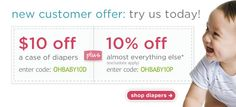 Diapers.com: Car Seats, Strollers, Diapers & More | Free Shipping