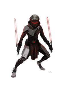 Inspired by Star Wars, some Sith explorations for fun. Nothing related to an official project. D&d Star Wars, Star Wars Planets, Star Wars Fan Art, Star Wars Characters Pictures, Sci Fi Characters, Fictional Characters, Star Wars Concept Art, Sith Lord, Science Fiction Art