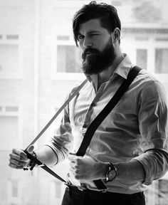 Grow your beard the right way, with us.