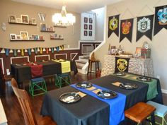This Home of Ours with a Jewish twist: Harry Potter Party
