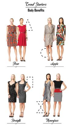 Dresses for all shapes