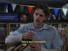 james franco, freaks and geeks, and punk image