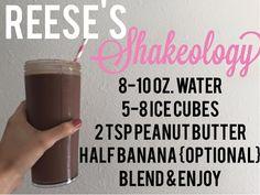 My FAVORITE Chocolate Shakeology Recipe
