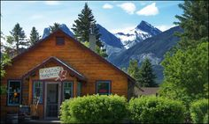 The home of O'Canada Soapworks.  Our priority is to produce natural, gentle and effective products that are people and environment friendly, bio-degradable and free of waxes, sulphates, fixatives, fillers or binders.   All O'Canada Soapworks ingredients are listed on our products. We have nothing to hide and so much to share! Little Cabin, O Canada, Canadian Rockies, Main Street, Rocky Mountains, Environment, House Styles, Natural, People
