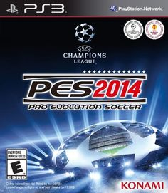 Pro Evolution Soccer 2014 for Xbox 360 Release Date: Pre-Order Today! Ps3 Games, Playstation Games, Soccer Games, Phone Games, Pro Evolution Soccer, Little Big Planet, Xbox 360, 2012 Games, Fun Brain