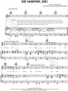 stepsisters lament sheet music pdf