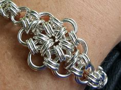 Sterling Silver Link Bracelet Silver Chain by LauraTeagueJewelry