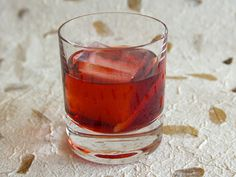 Boulevardier  1 ounce bourbon or rye whiskey  1 ounce Campari  1 ounce sweet vermouth  Garnish: orange twist or cherry