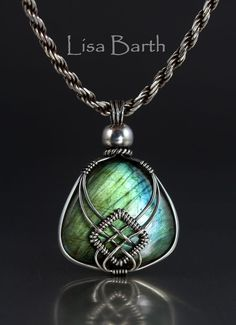 Labradorite Jewelry : Photo
