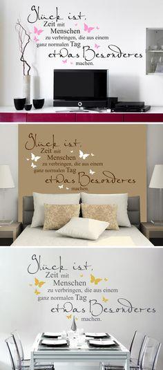Wandtattoo Zukunft Pinterest Motivation - wandtattoo schlafzimmer sprüche