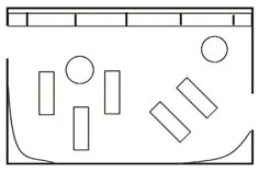 A Simple Store Layout for Clothing Stores: Mixed Floor Plan