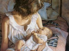 Fishing Discover HadleyHouseCo In the Eyes of the Innocent by Steve Hanks Painting Print Baby Painting, Painting Prints, Athletic Hairstyles, Summer Family Pictures, Packing List Beach, Mom Quotes From Daughter, Family Picture Outfits, Mother And Father, Wedding Photos