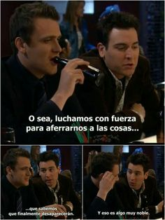 Me encanta Ted Mosby, Cartoon Tv Shows, Himym, How I Met Your Mother, I Meet You, Merida, Harley Quinn, Just Love, Sentences