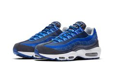 Nike Air Max 95 All-Blue Colorway